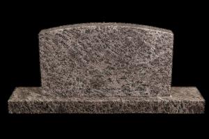 Nr 101 blár - Steinn H:57xB:100 - Sökkull 150x30 - Verð 315.000