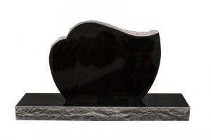 103 svartur Langur - Steinn H:57 x B: 76 Sökkull 120x30 Verð 315,000
