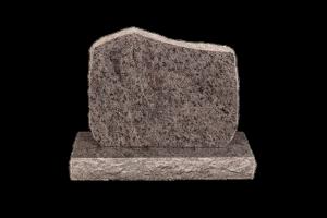 Nr 105 blár - Steinn H:57xB:70 - Sökkull 85x35Verð 280.000