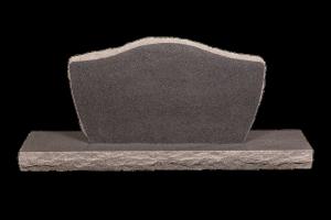 Nr 110 grár - Steinn H:57xB:100 - Sökkull 130x30 - Verð 315.000