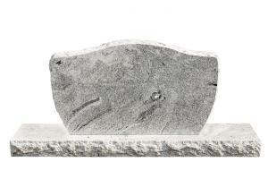 110 hvítur - Steinn H:57 x B: 100 - Sökkull 150x30 - Verð 365,000