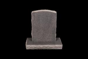Nr 111 grár - Steinn H:57xB:40 -Sökkull 66x32Verð 155.000