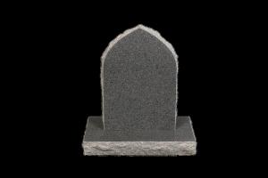 Nr 113 grár - Steinn H:57xB:40 -Sökkull 66x32Verð 165.000