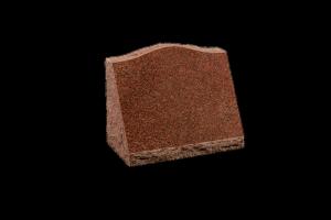 Nr 119 rauður -DuftsteinnH:40xB:50Verð 165.000
