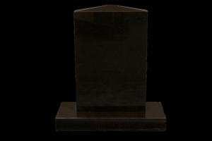 Nr 240 svartur - Steinn H:86xB:55 - Sökkull 85x35 - Verð 390.000