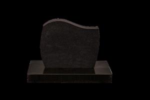Nr 252-50 svartur - Steinn H:50xB:60 - Sökkull 80x35 - Verð 235.000