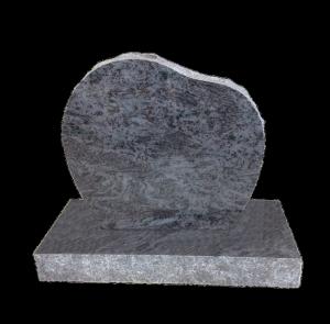 Nr 104 blár - Steinn H:46xB:50 - Sökkull 66x30 - Verð 155.000