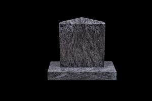 Nr 228 blár - Steinn H:46xB:40 - Sökkull 60x30 - Verð 180.000