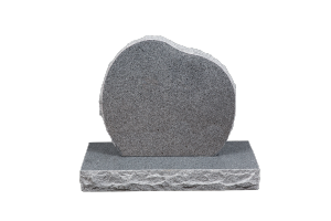 Nr 104 grár - Steinn H:46xB:50 -Sökkull 66x30 - Verð 155.000