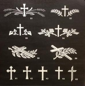 skraut 1 - Innifalið í grafskrift